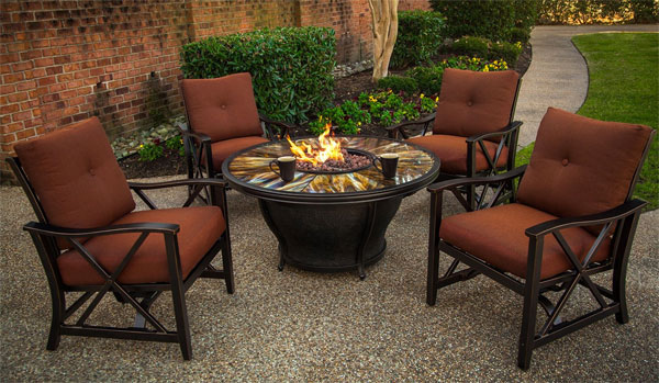 Top 5 Fire Pit Table Sets