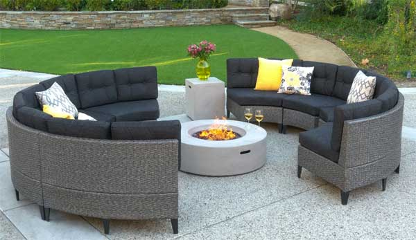 Propane Fire Pit Table Pros Cons